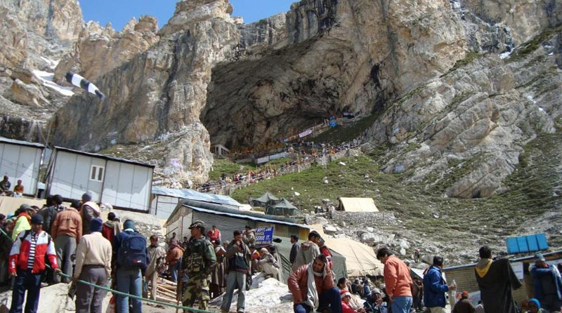Shri Amarnath Yatra ( Helicopter Package ) 4 Nights / 5 Days