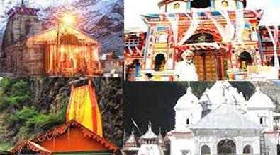 Do Dham Yatra Helicopter Package ( Ma Yamunotri & Ma Gangotri )