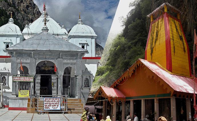 Dodham Gangotri & Badrinath Yatra Package
