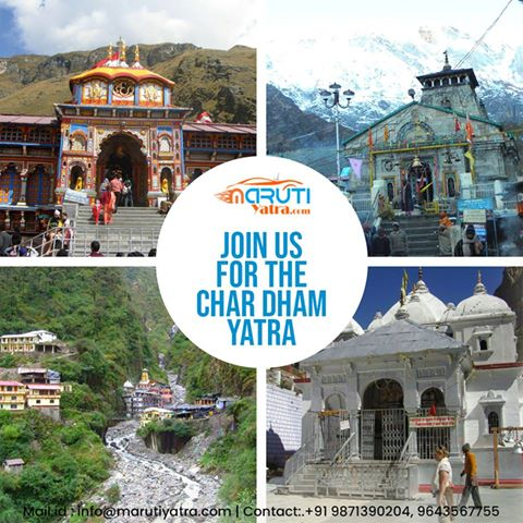 Chardham Yatra Package  (Fixed Departure Ex Haridwar )  Semi Deluxe Package