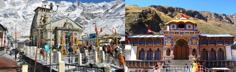 Do Dham Yatra By Helicopter Packages (Shri Kedarnath Ji & Shri Badrinath Ji)