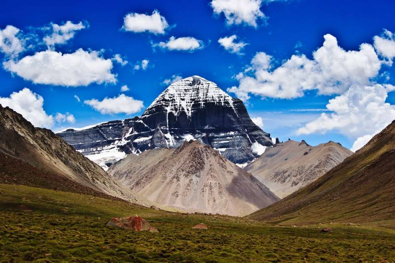 Kailash Mansarovar Yatra By Helicopter Package