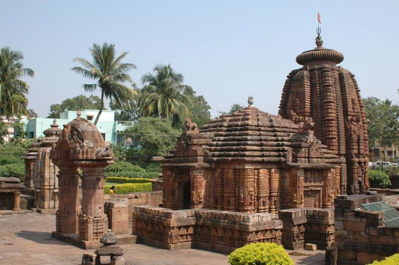 Temple Tour Odisha Tour