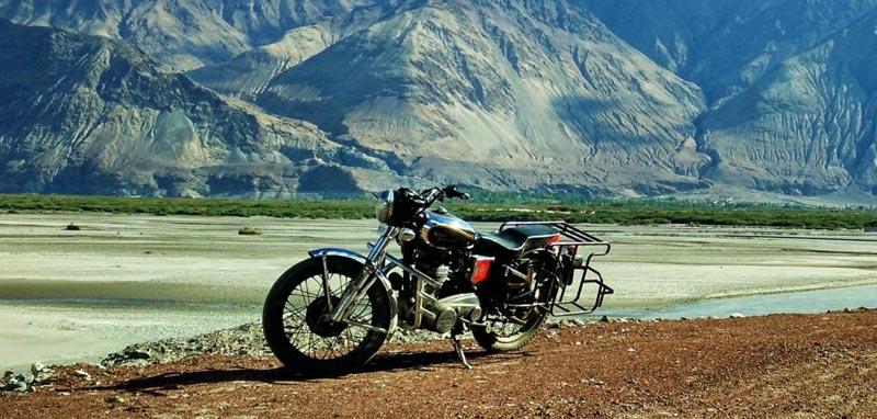 Bike Tour in Ladakh