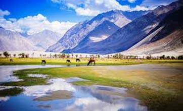 Ladakh Odyssey Tour