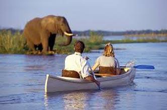 3N/4D Zambezi Island Canoe Trail Tour