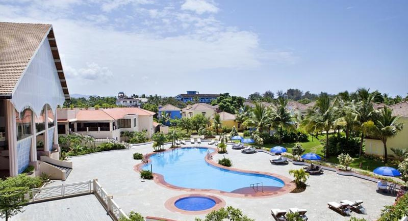 Luxury Package - Hotel Radisson Blu - 5 Star Goa 3N