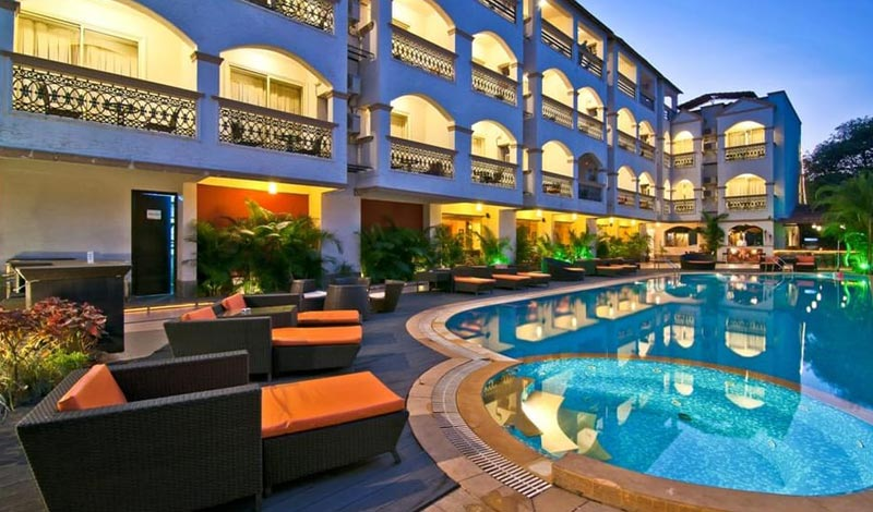 Budget Package - Hotel La Gulls Court - 3 Star Goa 3N