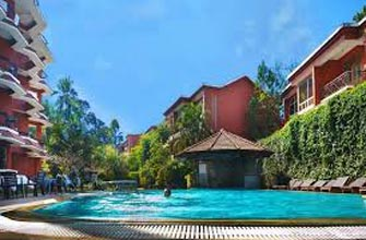Standard Package - Hotel The Baga Marina Resort - 4 Star Goa 3N