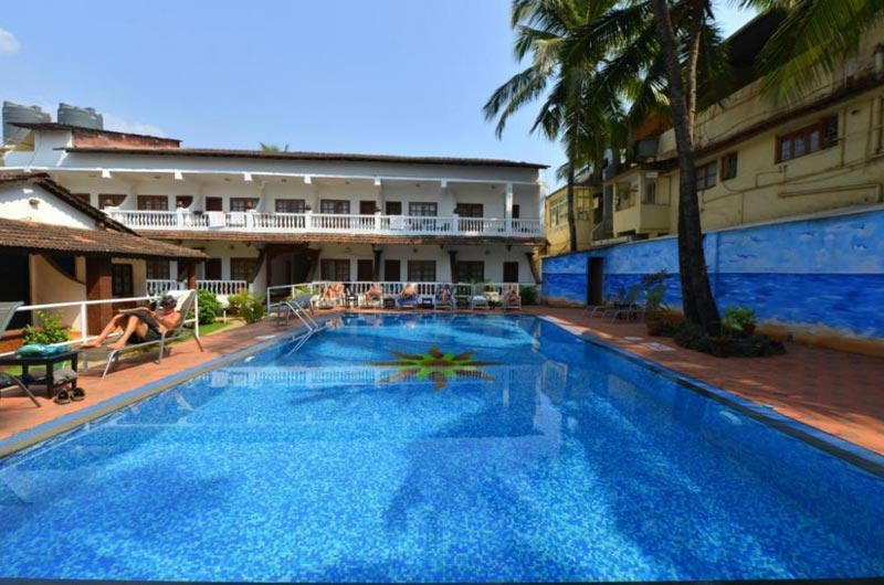 Budget Package - Hotel Silver Sand Beach Resort - 3 Star Goa 3N
