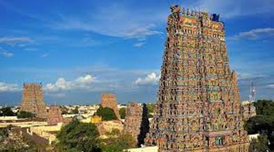 Exotic Landmarks Of Tamil Nadu Tour