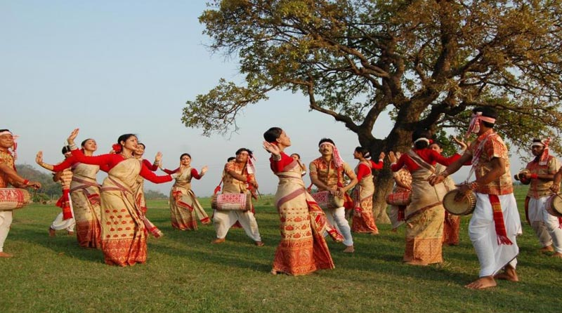 Assam-Nagaland Delight Package