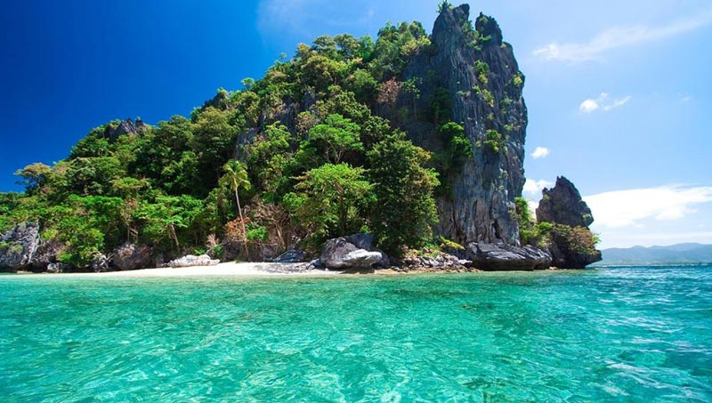 Philippines - Palawan Beach Tour