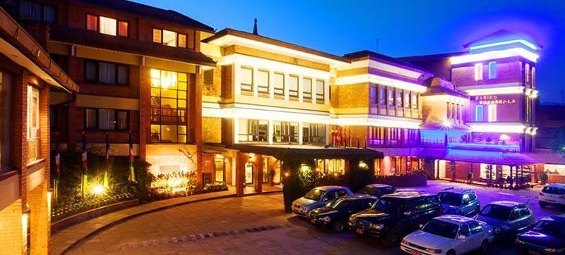 Nepal - Shangri-La Hotel Kathmandu Package