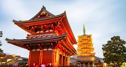 Japan Golden Route Tour