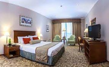 Dubai - Country Club Hotel Tour