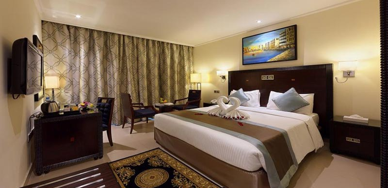 Dubai - Smana Hotel Al Raffa Hotel Package