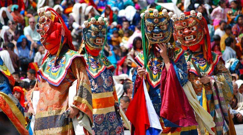 Bhutan Folk Festival Package