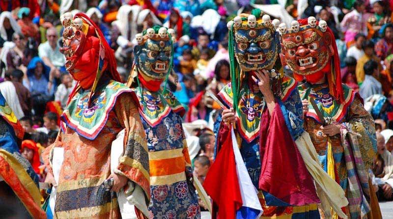 Bhutan Folk Festival Package