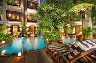 The Oasis Lagoon Sanur - Bali Package