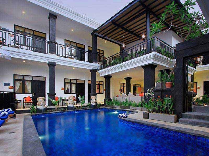 Kubu Anyar Hotel - Bali Tour