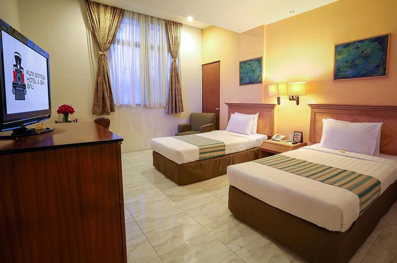 Kuta Station Hotel And Spa - Bali Package