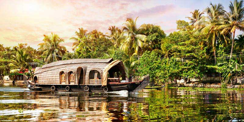 Kerala Leisure Package