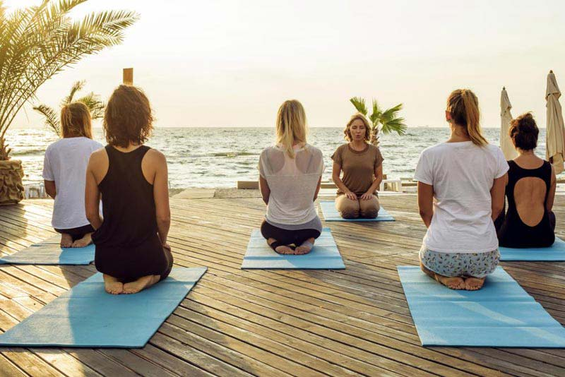 Yoga And Meditation Retreat Tour
