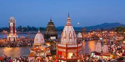 Haridwar - Agra - Jaipur Tour