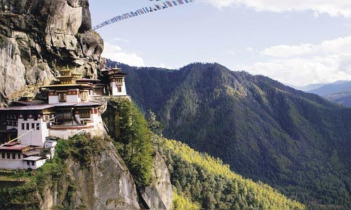 Breathtakingly Beautiful Bhutan Tour