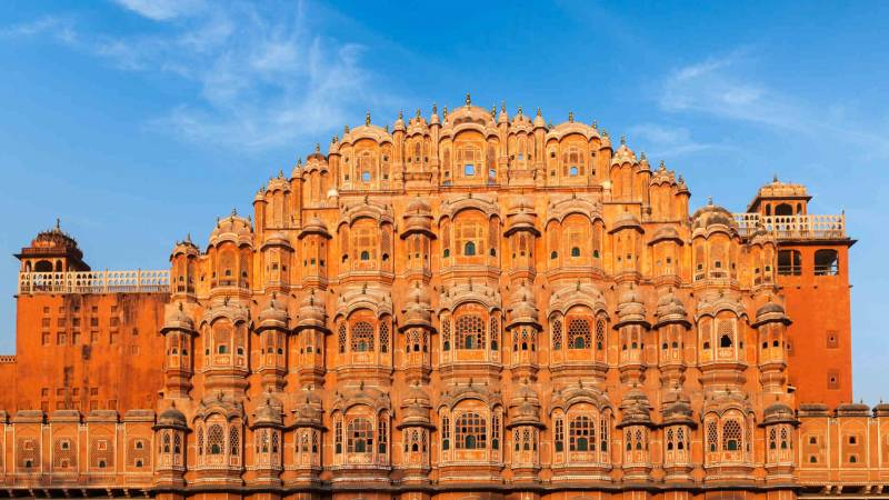 Classical Golden Triangle Tour