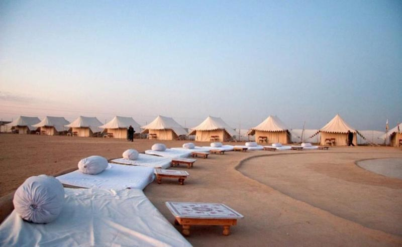 Jaisalmer Desert Adventure Camp 1 Night Tour