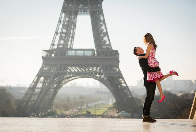 Paris with Swiss Honeymoon Package