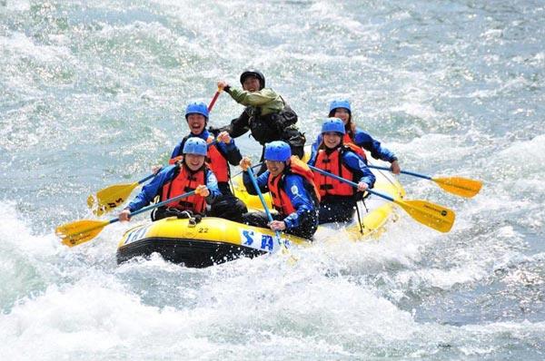 Rafting In Ladakh Tour