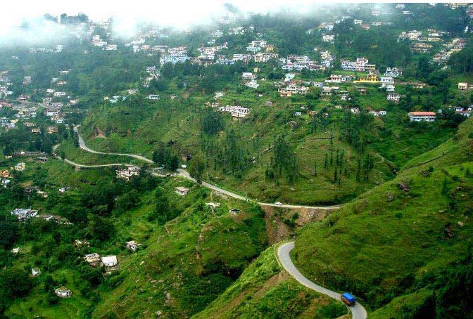 Beautiful Auli - Mussoorie Trip Tour