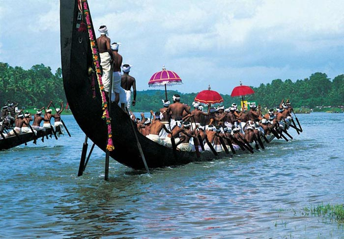 Splendors of Kerala Tour