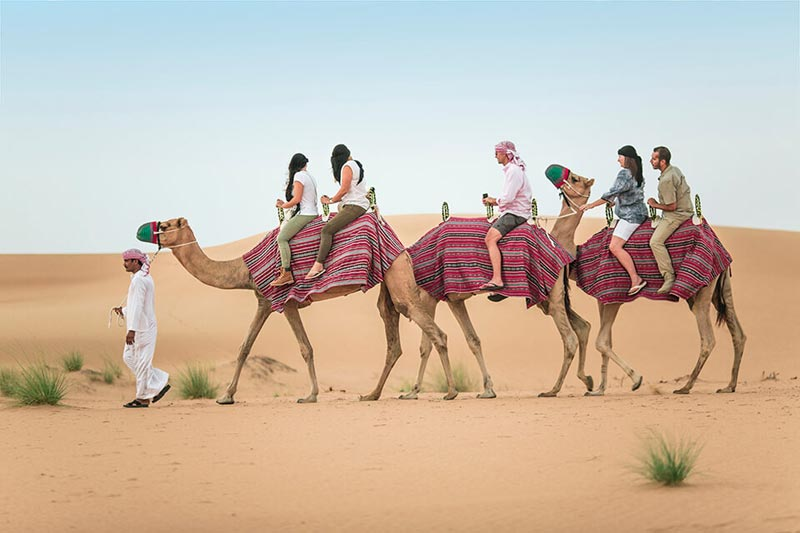 Dubai Desert Safari Trip Package