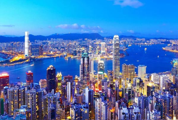 Hong Kong with Disneyland Package