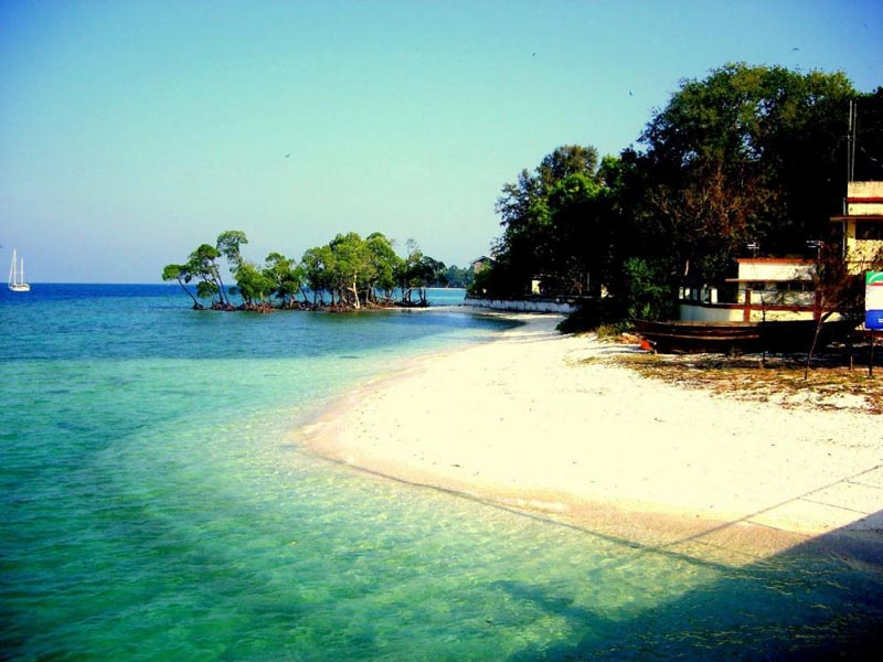Golden Triangle of Andaman Trip Tour