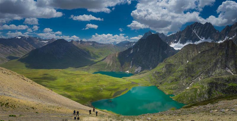 Great Lakes Trek Kashmir Package