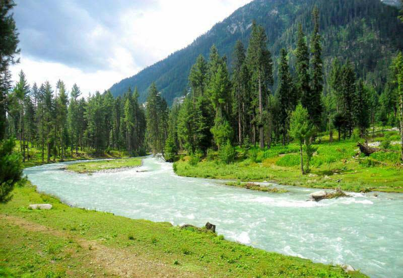 Kashmir Valley Family Trip Tour