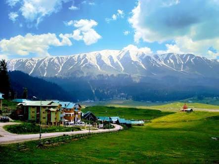 Kashmir Paradise Tour 5 Nights / 6 Days