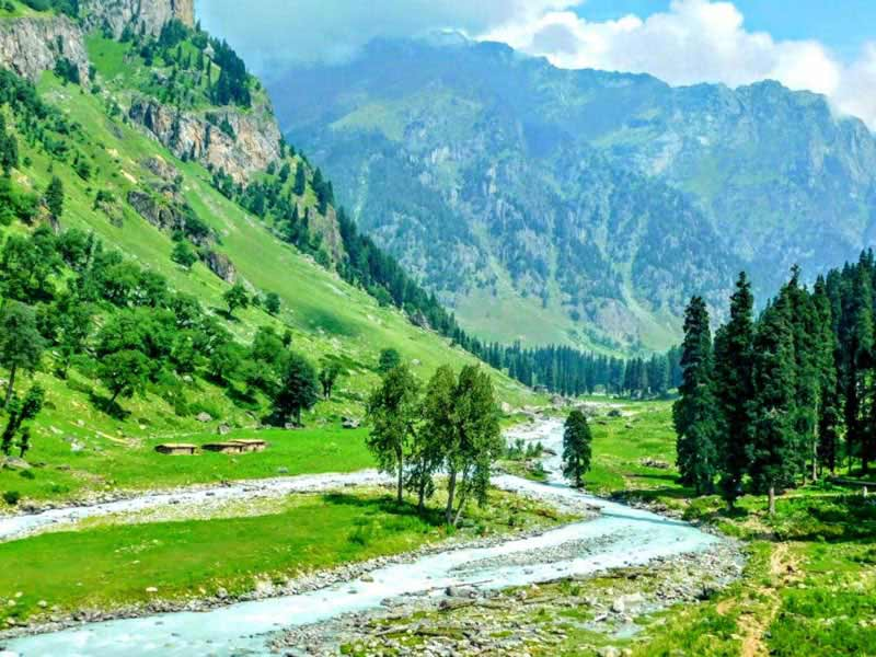 Kashmir Special 4 Nights 5 Days Package