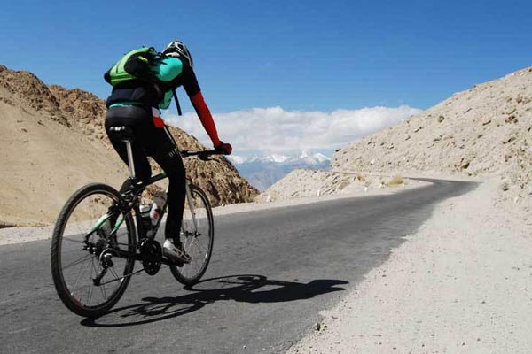 Cycling In Ladakh Tour