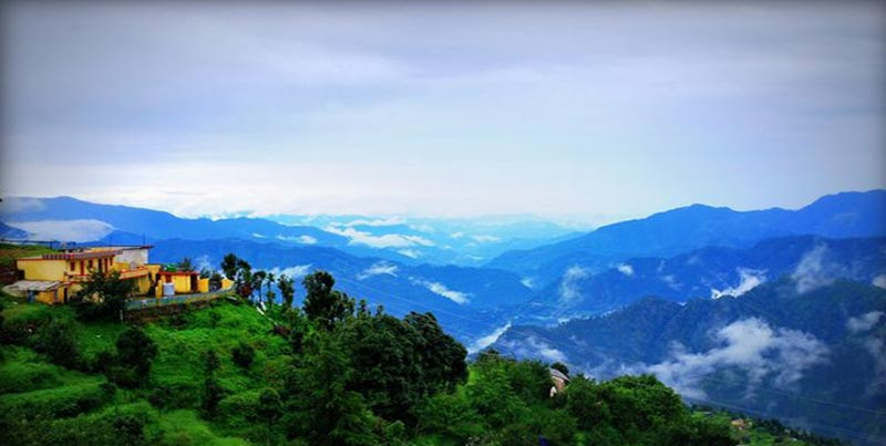Beautiful Kanatal Tour