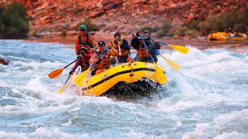 Rishikesh Camping & Rafting 1 Night 2 Day's Package