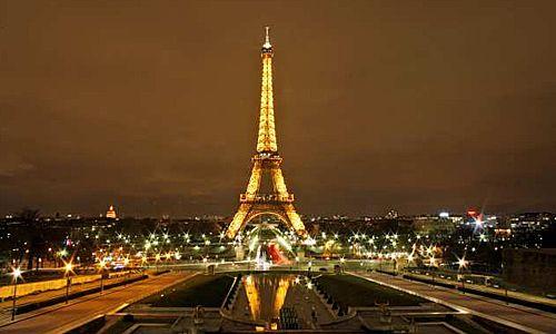 Love Celebration at Paris Tour