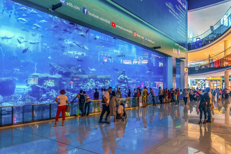Mesmerizing Dubai (5N/6D)