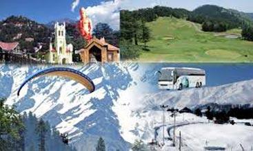 Shimla - Manali - Kullu Tour