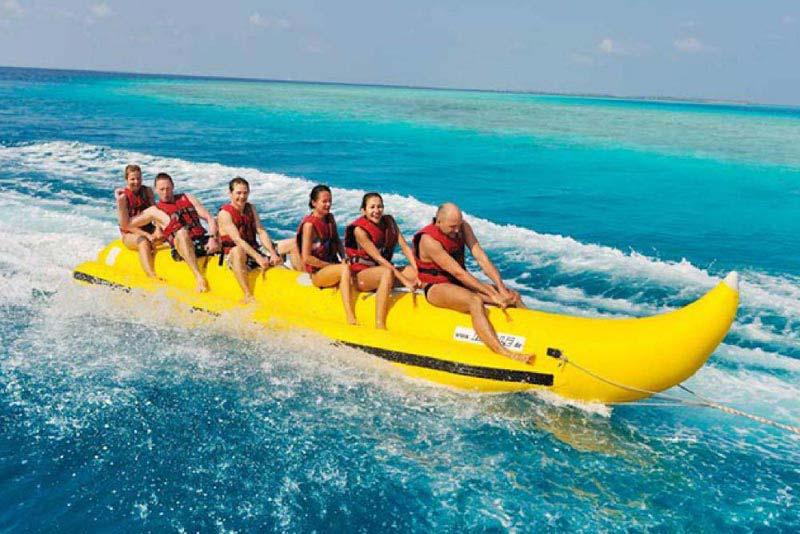 Goa Water Sports Tour